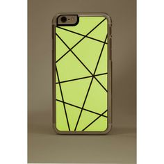 Zero Gravity Fine Line Glow in the Dark iPhone 6 Case ($16) ❤ liked on Polyvore featuring accessories, tech accessories, iphone cases, tech, zero gravity, iphone cover case and apple iphone cases