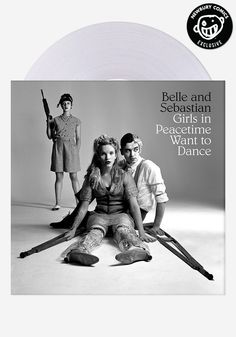 Belle and Sebastian - Girls In Peacetime Want To Dance - Double LP - Newbury Comics Exclusive Colored Vinyl Pressing #records #collectible 180 Gram, 1500 Pieces #godhelpthegirl