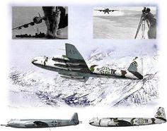 Heinkel He 343 by Daniele Sabatini | by kitchener.lord