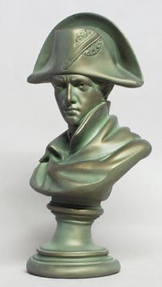 NAPOLEON BUST BY HOUDON STATUE SCULPTURE