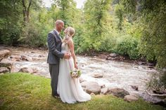 Bohemian Fairytale wedding at the the Wedgewood on Boulder Creek in Boulder, Colorado