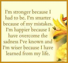 Lessons learned ..