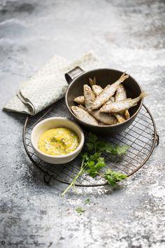 friture de goujons et gardons ©sebastien merdrignac