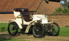 World's Oldest Vauxhall Car Up For Sale