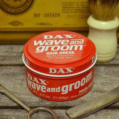 how to use dax wave and groom