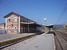 Estación de Ferrocarril de Haro - La Rioja - Estación de Haro - Wikipedia, la enciclopedia libre