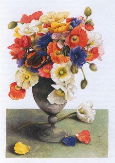 Marjolein Bastin's flowers