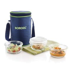 Borosil Glass Lunch Box Set of 3 240 mlMicrowave Safe Office Tiffin Borosil Glass Lunch Box Set of 3 240 mlMicrowave Safe Office Tiffin out of 5 stars 5286 - Lunch Box Set, Kitchen Storage Containers, Home Remedies, 3 Piece, Indian India, Tableware, Glass, Store, Glas
