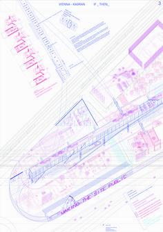 stamenovic:  EUROPAN 12 competition project KAGRAN Wien,...
