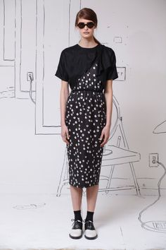 Band of Outsiders Fall 2014 RTW - Review - Fashion Week - Runway, Fashion Shows and Collections - Vogue