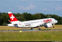 Bombardier CSeries CS100 (BD-500-1A10) aircraft picture