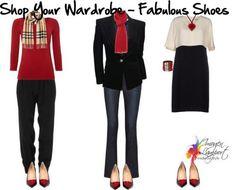 Shop Your Wardrobe fabulous shoes