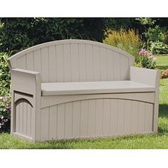 Outdoor Storage Bench™ By Step2 Is One Of Most Popular Storage Products For  Children. View And Shop Now | Treehouses U0026 Playhouses | Pinterest