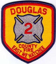 Douglas County Fire Protection District 2 Logo