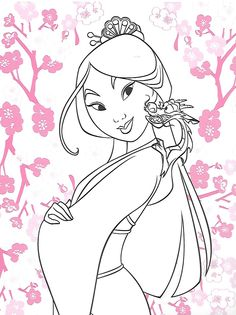 Disney Coloring Sheets, Disney Princess Coloring Pages, Disney Princess Colors, Disney Princess Drawings, Blank Coloring Pages, Cartoon Coloring Pages, Coloring Books, Pencil Sketches Of Girls, Old Paper Background