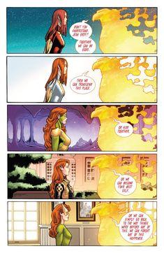 Marvel Vs, Marvel Girls, Comics Girls, Marvel Dc Comics, Marvel Heroes, Marvel Characters, Cosmic Comics, Comic Book Pages, Comic Books Art