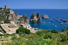 How to Have the Perfect Sicilian Trip! Visit Sicily, Sicilian, Palermo, Trekking, Places, Water, Outdoor, Costa, Future