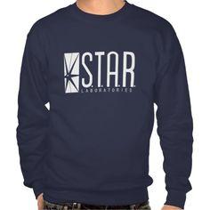 STAR Labs Sweatshirt http://www.zazzle.com/star_labs_sweatshirt-235306268935035932?rf=238955018851999137