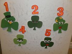 St. Patrick's Day felt poems