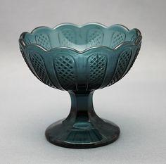 Sokerikko, Nuutajärven lasi. Tom Of Finland, Vintage Kitchenware, Lassi, Glass Design, Scandinavian Design, Shades Of Blue, Mid-century Modern, Decorative Bowls, Glass Art