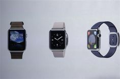 Apple Watch comes in a very wide range of styles and functions for all users.