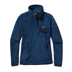 Patagonia Women's Re-Tool Snap-T Fleece Pullover