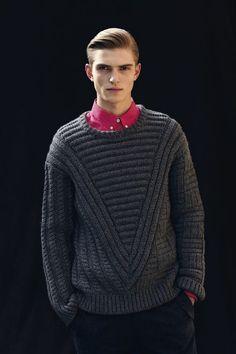 Guerrino Santulliana Dons Knitwear for M Le Monde