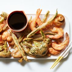 Lighter-Than-Air Tempura. The batter is incredibly versatile. Try it on vegetables, seafood—even sliced fruit!