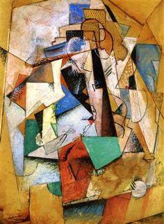 Composition - Georges Valmier