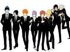 Akatsuki in formal wear Naruto Kakashi, Anime Naruto, Pain Naruto, Sarada Uchiha, Naruto Funny, Deidara Wallpaper, Wallpaper Naruto Shippuden, Konan, Tobi Obito