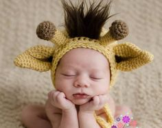 crochet pattern funny hat - Google Search