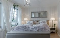 Soverom / bed room i Ladegaard fra BoligPartner Decor, French Country, Furniture, Bed, Home, Bedroom, Country, Home Decor, Room