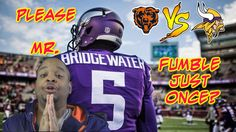 Madden 16 Rank Game | Bears Vs. Vikings | Bridgewater Never Fumbles! | M...