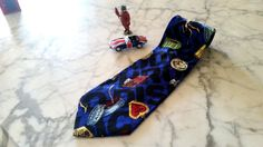 Vintage Nicole Miller Aphrodisiac Necktie 1993 100% pure SILK- hand sewn