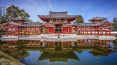 Ancient Japanese Temple