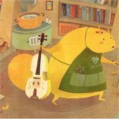 Mae Besom is an illustrator of children's books