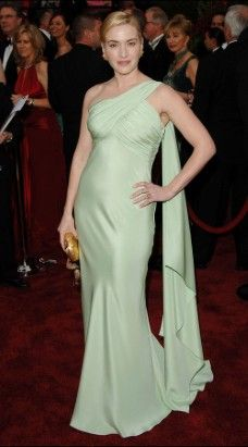 "This is my body shape- ""Neat Hourglass"". Like a ""Full Hourglass"", only neater, not as exaggerated. (Kate Winslet)"