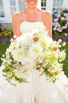 oversize garden bouquet!   Jacqueline Campbell