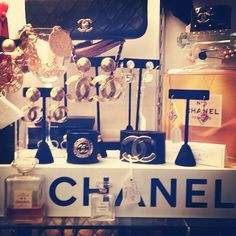 vintage chanel accessories