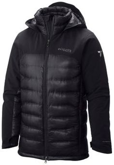 Men's Heatzone 1000 TurboDown™ Hooded Jacket
