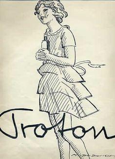 Proton Bambina in b/n 1921