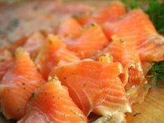 I love salmon, but I adore salmon gravlax. Every Christmas, my husband and I make homemade gravlax by curing a whole side of salmon wit...