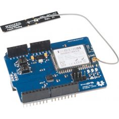 WizFi Shield utilizes fully certifiedWizFi210wifi module to provide your Arduino with wireless capability. SPI interface is used to allow for faster transmission speed and to free up the Arduino's UART. All the software and hardware materials are freely available and open source.
