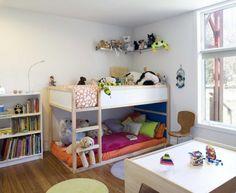Pretty Bed Frames Ikea  method New York Modern Kids Decorators with  Bedroom…