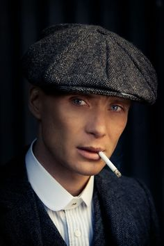 Cillian Murphy as Thomas Shelby Stills | Photography - Robert Viglasky | www.nicktydeman.co.uk/blog.html