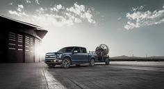 Check out the amazing towing capabilities of the new 2015 Ford F-150!
