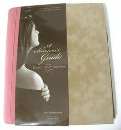 Survivor's Guide Breast Cancer Journey Organizer Handbook for Newly Diagnosed #WorkbookStudyGuide