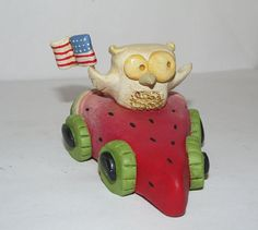 Fourth of July Patriotic folk art by Janell by JanellBerryman