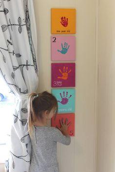 Murals Nursery, which make the nursery walls stand out - Kinderzimmer – Babyzimmer – Jugendzimmer gestalten - Baby Boy, Baby Kids, Cute Children, Young Children, Activities For Kids, Crafts For Kids, Kids Diy, Family Crafts, Crafts With Baby