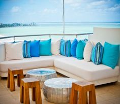 San Juan Water & Beach Club Hotel: Mist Lounge